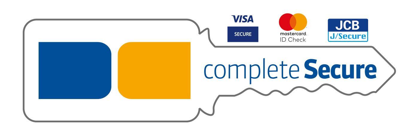 S Id Check Diese Karte Kann Nicht Registriert Werden.Info Complete Secure Card Complete Service Bank Ag