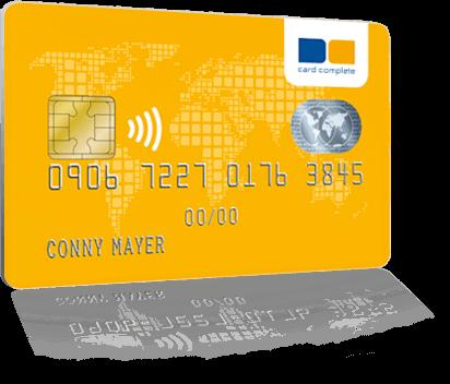 Visa Karte Sicherheitscode.Kartenmerkmale Card Complete Service Bank Ag