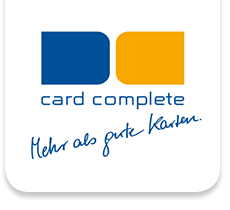 Info complete Secure » card complete Service Bank AG